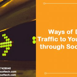 Traffic with Social Media